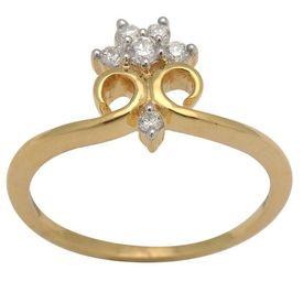 Diamond Rings - BAR1277, si - ijk, 12, 14 kt