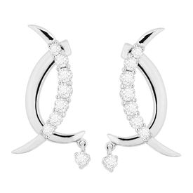 Diamond Earrings - DAER71