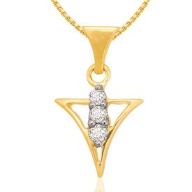 Diamond Pendants - BAPS0149P