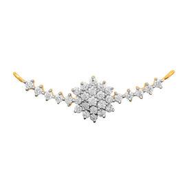 Diamond Mangalsutra - BATS33T