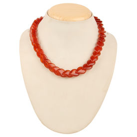 Crimson Glory 14 Necklace
