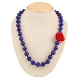 Bora Bora Necklace - Blue