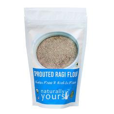 Sprouted Ragi Flour 250g