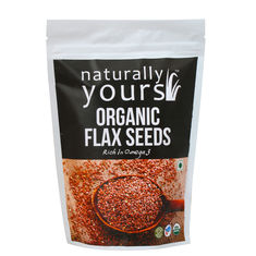Organic Flax Seed 500G