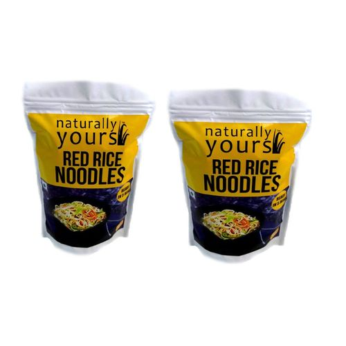 Red Rice Noodles 180G (pack of 2)