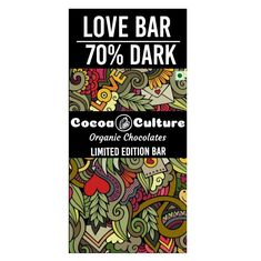 Love Bar (70% Dark Chocolate) - Limited Edition