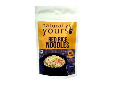 Red Rice Noodles 45g (Chotu Pack)