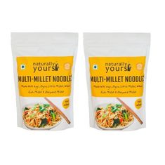 Multi-Millet Noodles 180G (Pack of 2)