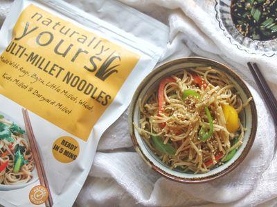 Multi-Millet Noodles 45g (chotu pack)