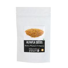 Alfalfa Seeds 100g