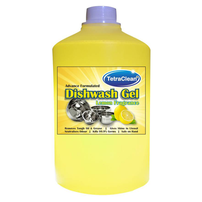 TetraClean Dish Wash Gel Dishwashing Detergent (1 L)