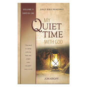 Quiet Time With God: A Guide to a Daily Personal Devotions