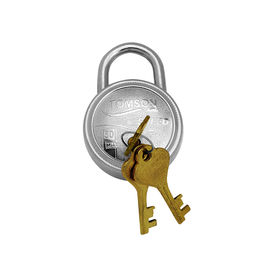 Padlock Single Lock Action 50mm, steel, medium