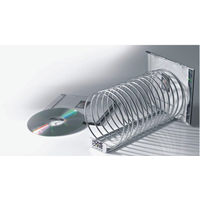 CD Rack, home care, stainless steel