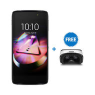 ALCATEL IDOL4 5 LTE/DUAL SIM/5.5/32GB+ 3GB RAM/16MP/ 3000mAh,  Grey