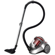MIDEA CANISTER TYPE BAGLESS VACUUM CLEANER 2400W,  silver
