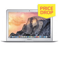 Apple Macbook Air 13-Inch, MQD32 (Core i5, 8GB, 128GB SSD, HD6000 Eng KB) New Model,