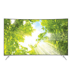 SAMSUNG 55Inch SUHD LED TV - UA55KS8500, 55