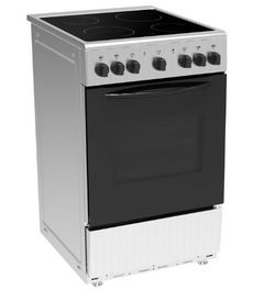 MIDEA 50x55 CERAMIC COOKER- VS56C10S,  STAINLESS STEEL