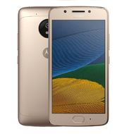 LENOVO MOTO G5 XT1676 MOBILE/DUAL SIM/ 5.0 Full HD Screen,   Gold