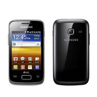 Samsung Galaxy Y Duos S6102,   Black