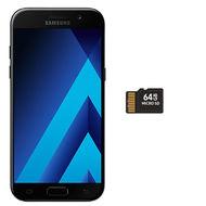 Samsung Galaxy-A3 (2017) Mobile+ 64GB MicroSD Bundle,   Gold