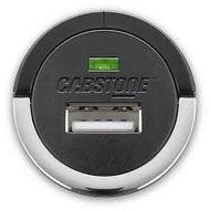 USB Car Charger & Adapter Set,  Black