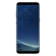 Samsung Galaxy,  Midnight Black, S8 Plus