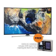Samsung 49inch UHD Curve TV UA49MU7350, 49 Inch