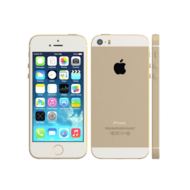 APPLE IPHONE 5S, 16GB With Face Time,  Gold