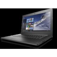 LENOVO IP310-JAX i7-6500 8G/1TB/2GFX/15.6/W10,  Black