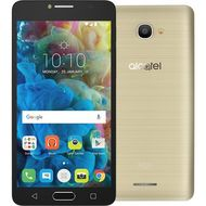 "ALCATEL POP 4S - LTE, DUAL SIM, 5.5"" , Android 6.0, 16GB+ 2GB RAM, 13MP+ 5MP Camera,  Gold"