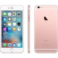 Apple iPhone 6S Plus 32GB Facetime Smartphone,  RoseGold