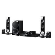 Samsung DVD Home Theatre System F453HK,  Black