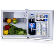 MIDEA 65Ltr Single Door Refrigerator HS65L,  White