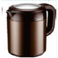 MIDEA 1.7 Ltr Cool Touch Body(Double Wall) Kettle,  Coffee