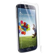 CELLULAR Line clear Glass Galaxy S4 Screen Protector, SPGALAXYS4, x1