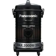 PANASONIC Vaccum Cleaner 2000W / Dust Capacity / Drum, MCYL625, 20 L