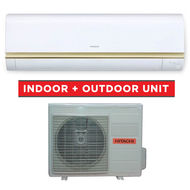 "Hitachi split AC"" Indoor & Outdoor Unit"", 2TON  RASS24CPA/RACS24CPA"