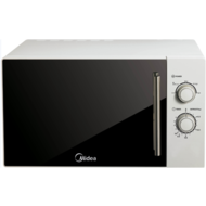 MIDEA 28 LTR ( MM928EHR) MICROWAVE OVEN,  White