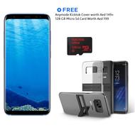 Samsung Galaxy, S8,  Coral Blue