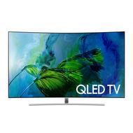 Samsung QLED LEDTV, Curved, 65 Inch, Q8