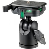Velbon Aluminum Ball Head, QHD-53D