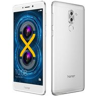 "HUAWEI HONOR 6X /5.5"" /Octa4* 2.1/12MP-8MP/32GB/3GB/3340 mAh,  silver"
