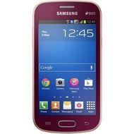 Samsung Galaxy Trend Lite, GTS7392,  Wine Red, 4GB