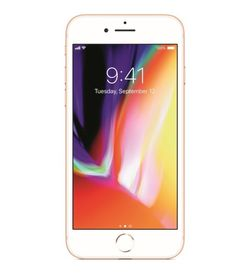 Apple iPhone 8| 8Plus Facetime Smartphone, iPhone8, 64GB,  Gray