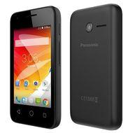 Panasonic T10 Mobile, Dual SIM,  Black