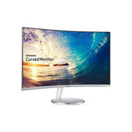 SAMSUNG LC27F591FDMXUE 27 LED CURVE WITH HDMI,  silver