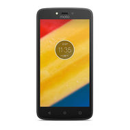 Lenovo MOTO C 4G MOBILE/LTE/Android OS v7.0 Nougat/5.0 Display Screen/Quas Core 1.1 GHz,  Black
