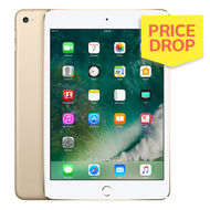 "Apple iPad Mini4 7.9"" /2GB-128GB/Wifi,  Gold"